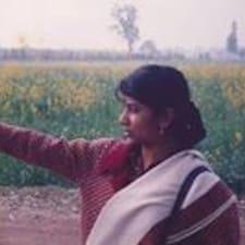 Profil korisnika Usha Rajeswari