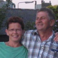 Martin & Wilma felhasználói profilja
