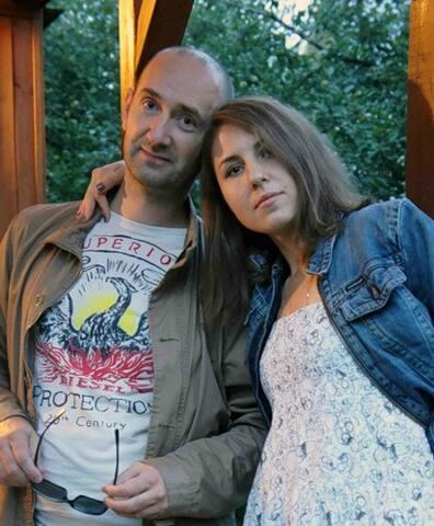 Олеся и Андрей