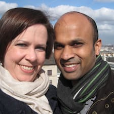Rachel And Manish User Profile