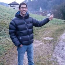 Yassin felhasználói profilja