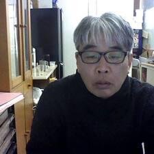 Profil utilisateur de Shinichi