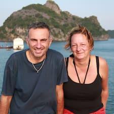 Olivier Et Valerie Brugerprofil