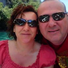 További információk Valérie Et Renato házigazdával kapcsolatban