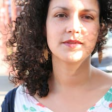 Mounia - Uživatelský profil