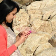 Användarprofil för Priya