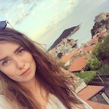 Profil utilisateur de Carmel