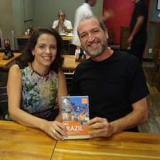 Alex & Danielle - ALEX RIO FLATS is the host.