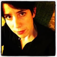 Josephine felhasználói profilja