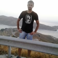 Evangelos User Profile