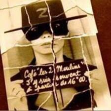 Användarprofil för Amélie