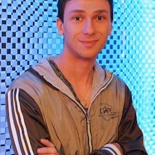 Profil utilisateur de Anton