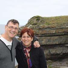 Profil Pengguna Nathalie & Alain