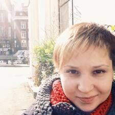 Profil utilisateur de Olha