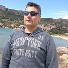 Kostas的用戶個人資料