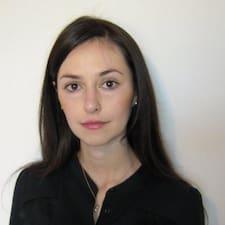 Florine felhasználói profilja