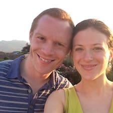 Rachel & Scott felhasználói profilja