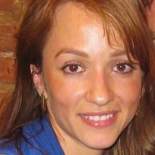 Valentina M. User Profile