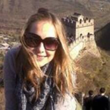 Andresa felhasználói profilja