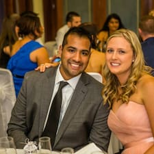 Katie & Ganesh User Profile
