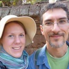 Profil utilisateur de Becky And Francois