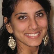 Gebruikersprofiel Kavita