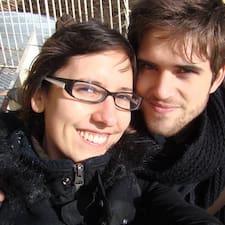 Profil utilisateur de Sonia & Clément