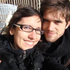 Sonia & Clément User Profile