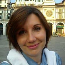 โพรไฟล์ผู้ใช้ Rossella Serena Gaia
