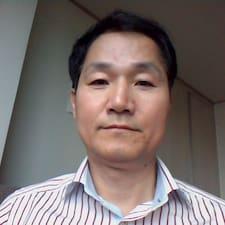 Gebruikersprofiel Yong Min
