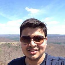 Gebruikersprofiel Pranav