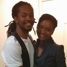 Användarprofil för Nicole & Kwame