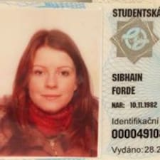 Siobhain User Profile