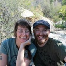 Ellie & Bruce User Profile