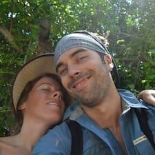 Sarah & Peter User Profile
