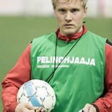 Profilo utente di Antti