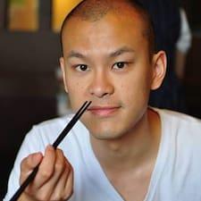 Profil utilisateur de Lie Ping