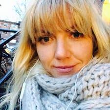Profil utilisateur de Astrid Holte