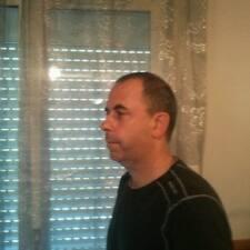 Serge felhasználói profilja