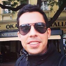 Francisco César - Uživatelský profil