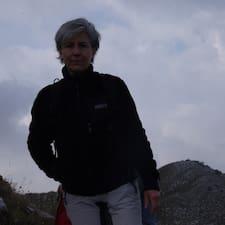 Maria Grazia est l'hôte.