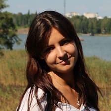 Nutzerprofil von Kamila