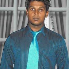 Sanjaya is the host.