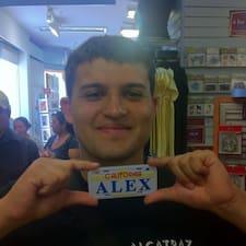 Perfil do utilizador de Alexander