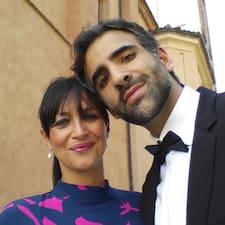 Riccardo&Valentina es el anfitrión.