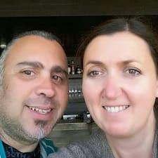 Profil utilisateur de Frédéric & Katie