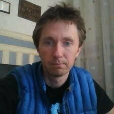 Profil utilisateur de Dmytro