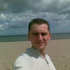 Profil utilisateur de Marek