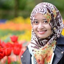Safiyyah User Profile