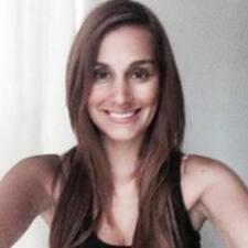 Adahí felhasználói profilja